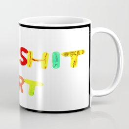 Bullshit Art Coffee Mug