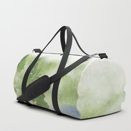 Miharu Shirahata | The day a cloud is born Duffle Bag