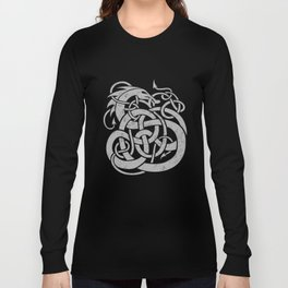 JÖRMUNGANDR Long Sleeve T-shirt