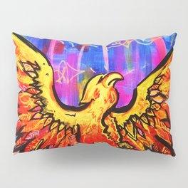 Phoenix Fire Pillow Sham
