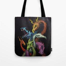 Serpents Tote Bag