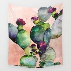 Desert Rose Wall Tapestry