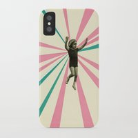 play iPhone & iPod Cases featuring Play by Cassia Beck