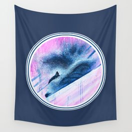 'Pink Champagne' Wall Tapestry