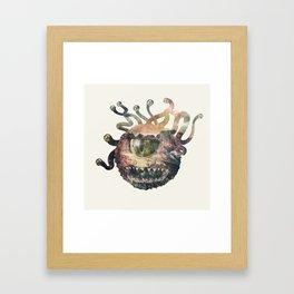 Beholder Framed Art Print