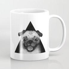 Snuggle pug Mug