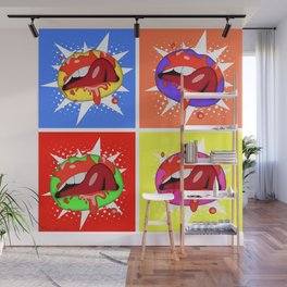 pop art  Wall Mural