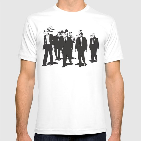 Walt's Protection Crew T-shirt