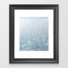 Frozen 002 Framed Art Print