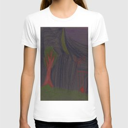 Night Time in the Park T-shirt