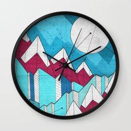 Geomounts Wall Clock