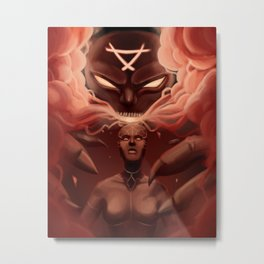 The Pact Metal Print