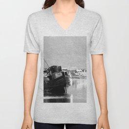 Shipwrecked Unisex V-Neck