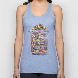 Candy Jar Unisex Tank Top