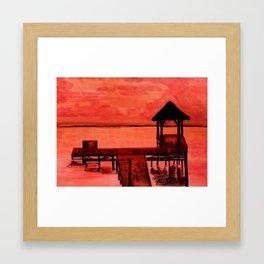 Chioche Framed Art Print