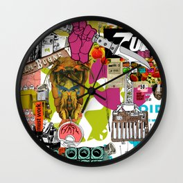 Must Work Wall Clock