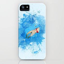 Venusian Shores iPhone Case