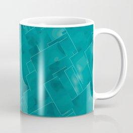 A Soothing Soft Sea Green Coffee Mug