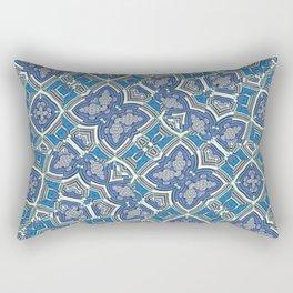 Luxury Modern Geometric Pattern Rectangular Pillow
