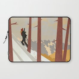 I would be... an explorer  Laptop Sleeve