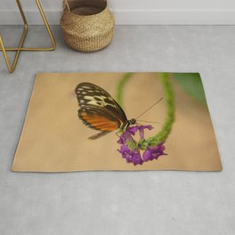 Tiger Longwing Butterfly-7 Rug