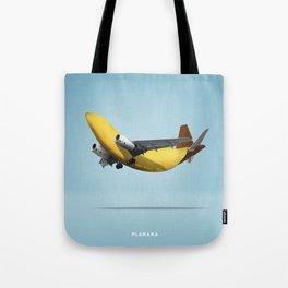 Planana B Tote Bag