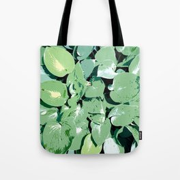 Hosta 01 Tote Bag