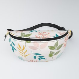 tree leafs 88 - multi-colors Fanny Pack