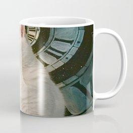 The mysterious kitty Tyche Coffee Mug