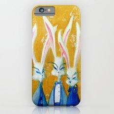 rabbit family Slim Case iPhone 6s