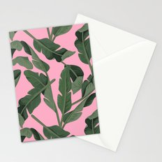 Tropical '17 - Forest [Banana Leaves] Stationery Cards
