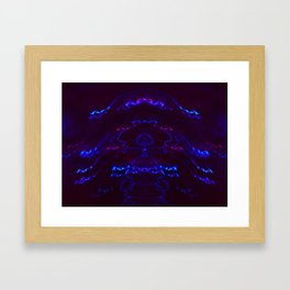 Not A Jellyfish Framed Art Print