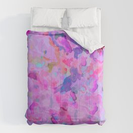 Paint Daubs Comforters