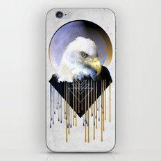 Wise Eagle iPhone & iPod Skin