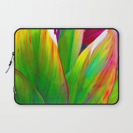 Sacred Ti Leaf Laptop Sleeve