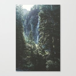Natureza Canvas Print