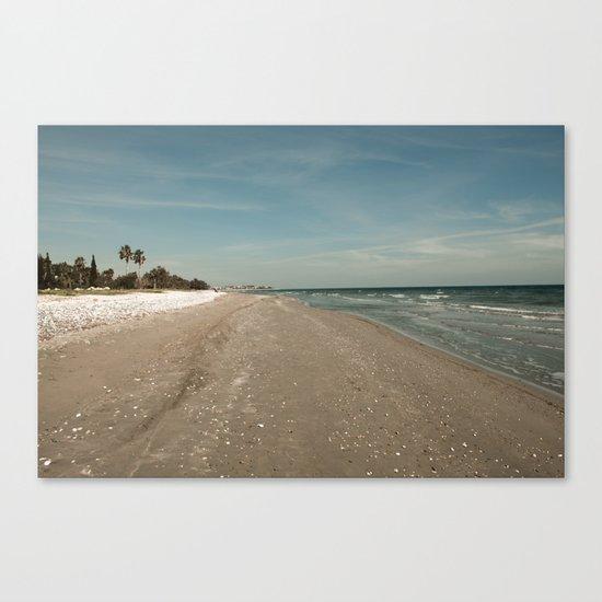 BEACH DAYS XXXI Canvas Print