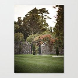 Woodstock Gardens Canvas Print