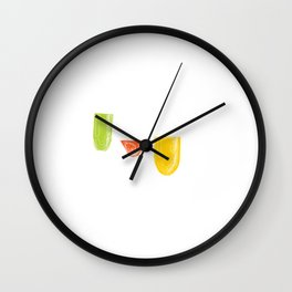 The Polite Thing to Do is to Buy Me a Drink Funny T-shirt Wall Clock