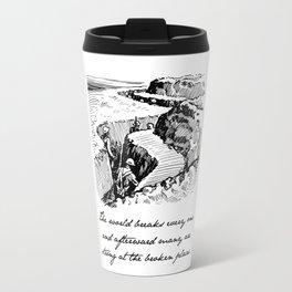 A Farewell to Arms - Hemingway Travel Mug