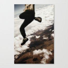 Walk In Your Dreams Canvas Print