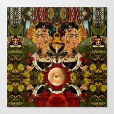 Frida II Canvas Print