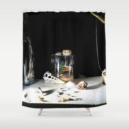 Vanitas I Shower Curtain