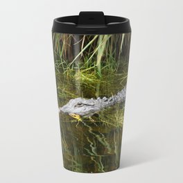 Sitting Here And Wait Travel Mug