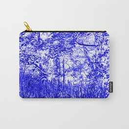 The Blue Forest Carry-All Pouch