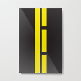 the highway Metal Print