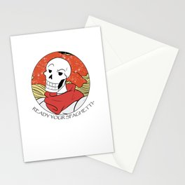 Ready Your Spaghetti~ Stationery Cards