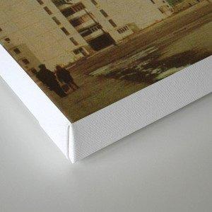 Block 21 Canvas Print