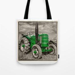 Green Marshall Tote Bag