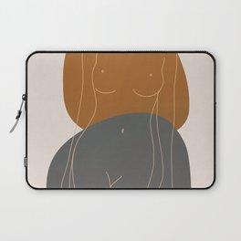 Line Female Figure 81 Laptop Sleeve